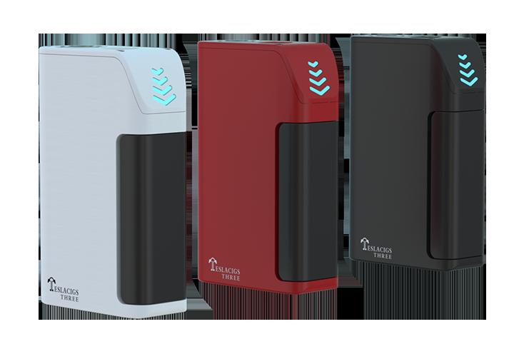 Teslacigs - e-cigaretten